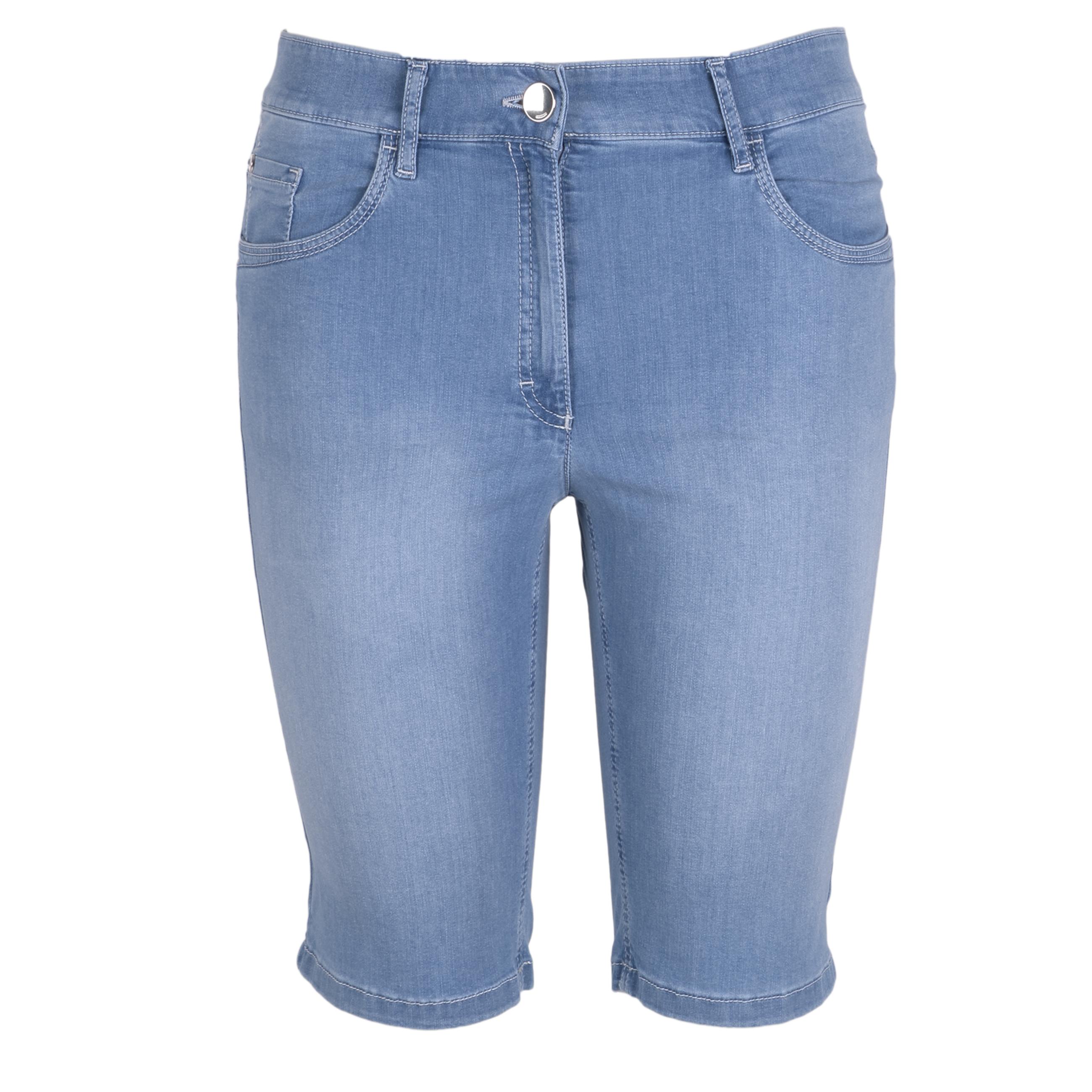 Zerres Damen Jeans Shorts Sarah 38