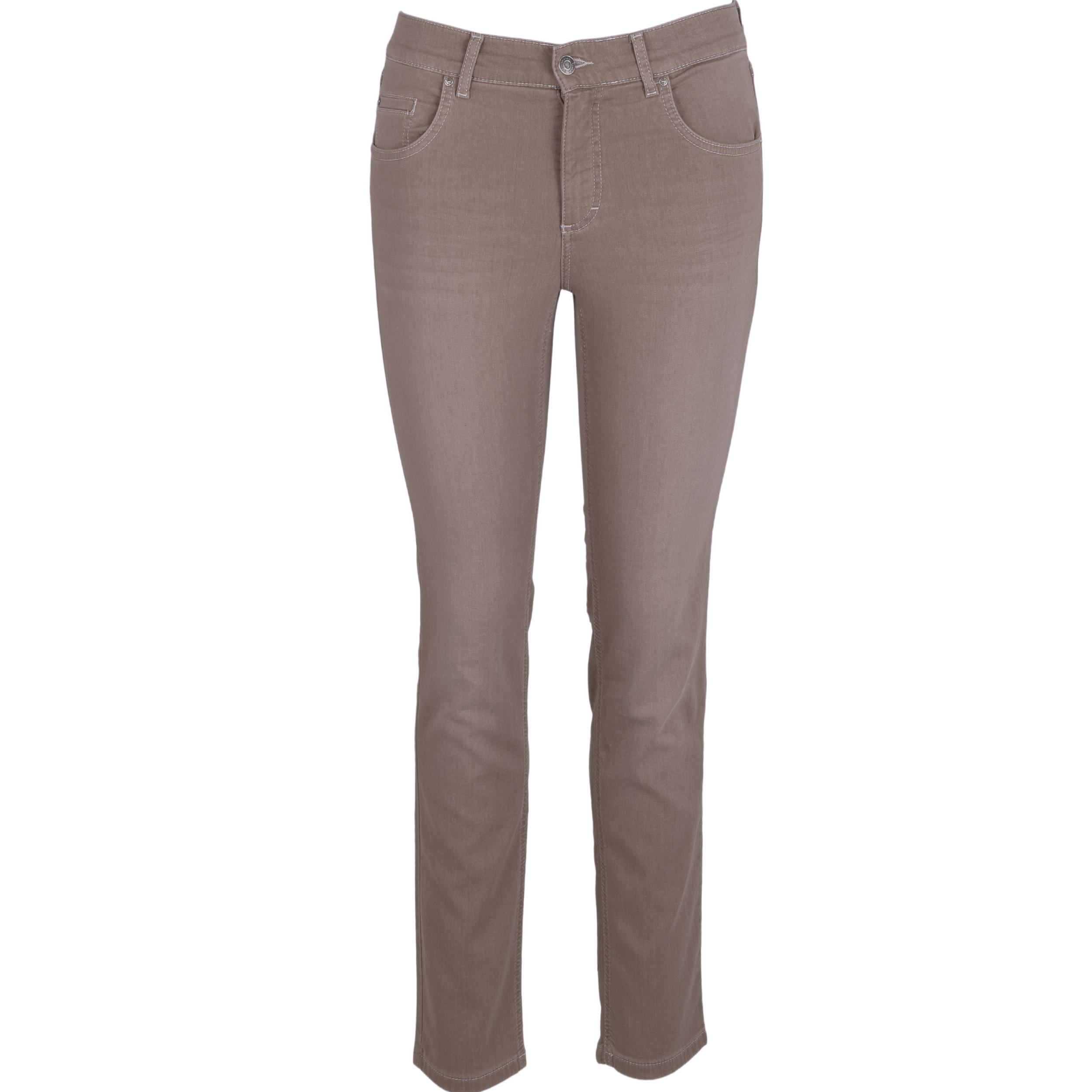 Angels Damen Jeans Cici Sweat Pants - hellbraun 38/30
