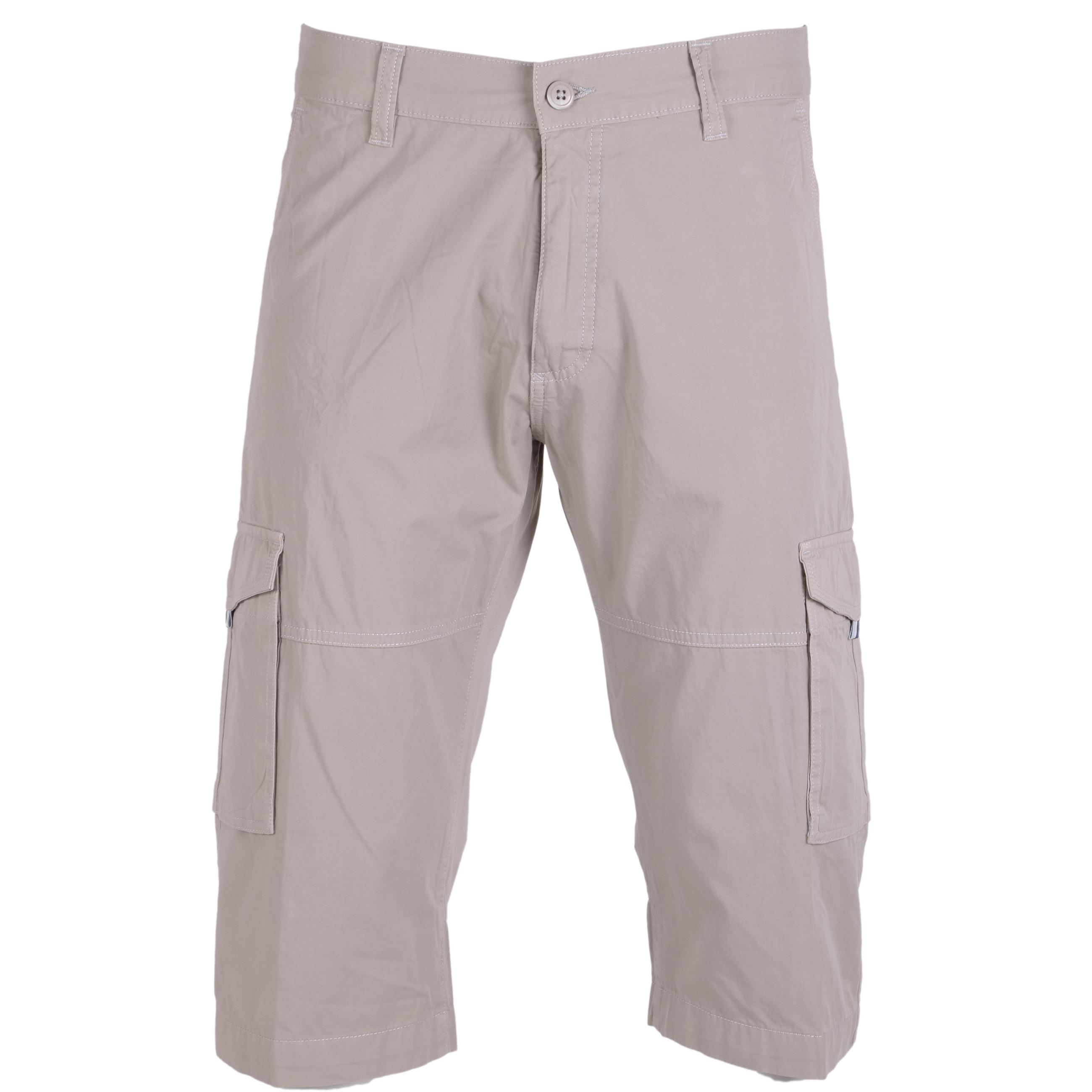 Pioneer Herren Cargo Shorts 3 Quarter 40 beige