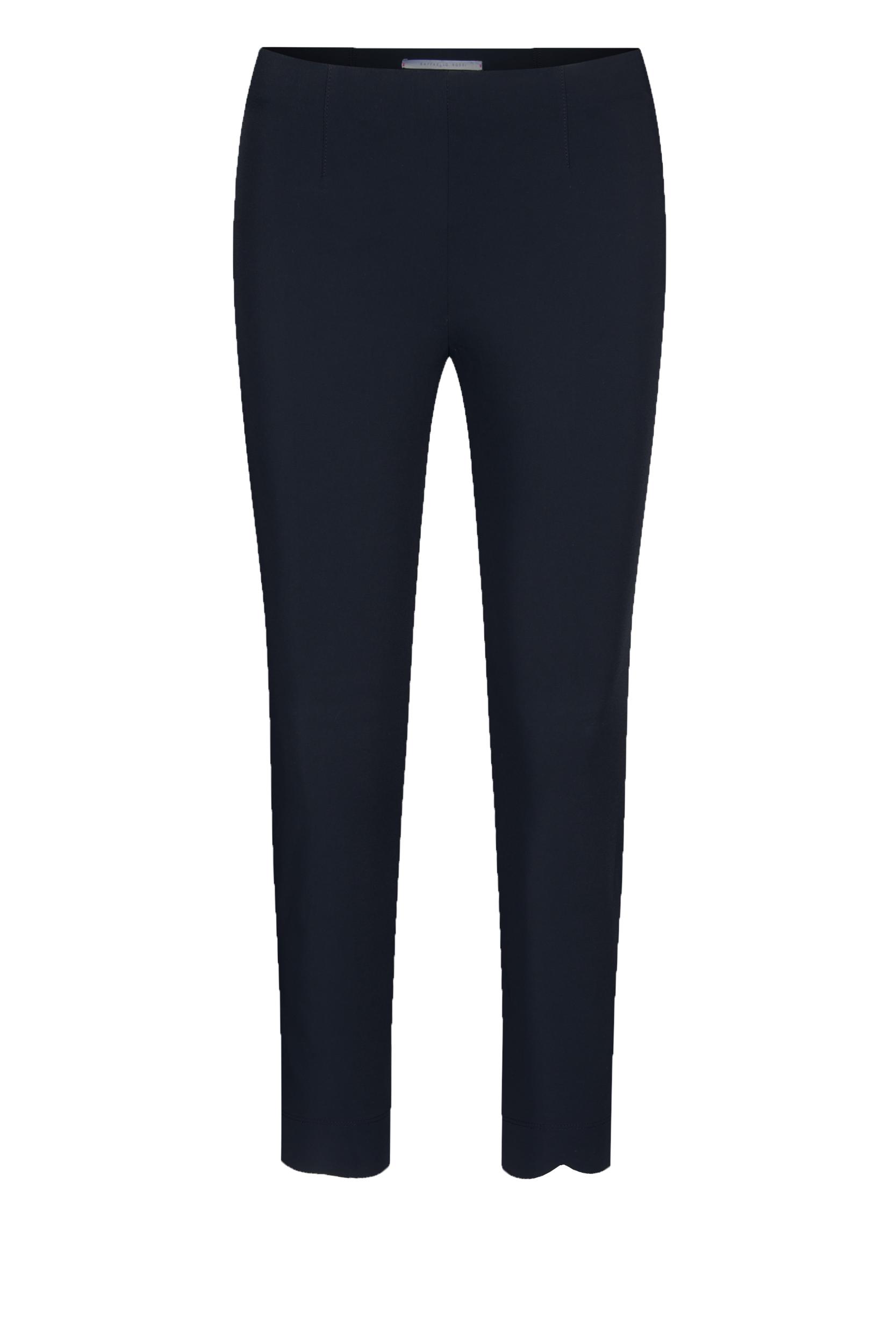 Raffaello Rossi Damen Hose Penny 6/8 Länge 40 dunkelblau
