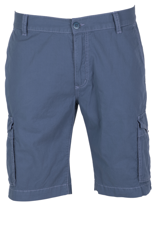 Pioneer Herren Cargo Bermuda Shorts - pacific 35