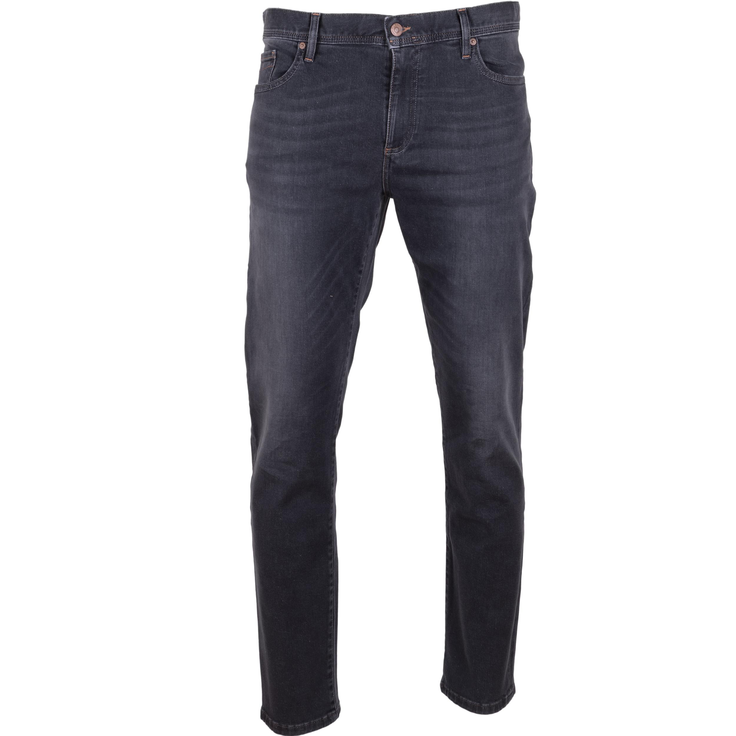 Alberto Herren Jeans Pipe regular fit - grey 36/32