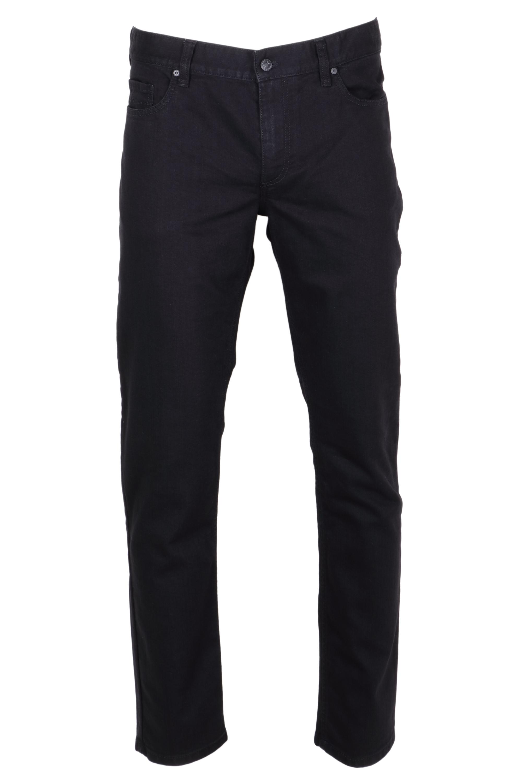 Alberto Herren Jeans Pipe schwarz 30/34