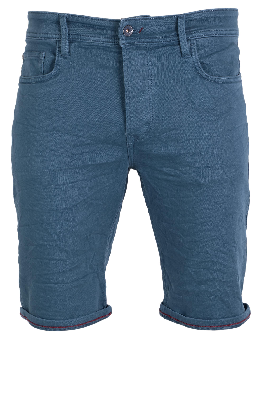 Sala Herren Bermuda Shorts Jersey - blau 31